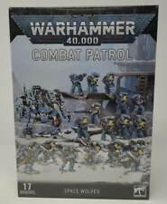 Warhammer 40K 53-37 Space Wolves Combat Patrol SEALED GW NEW
