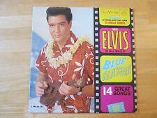 Elvis Presley LP, Blue Hawaii, RCA # LPM-2426, Long Play