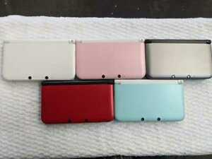 Nintendo 3DS LL XL  console only Various colors JAPAN Used Japanese only