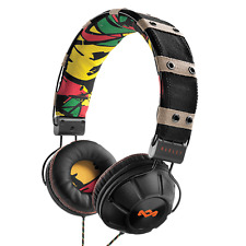 House of Marley Jammin' Soul Rebel EM-JH000-RA (EMJH000RA) On-Ear Headphones.