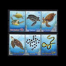 New Zealand, Sc #1696-01, MNH, 2001, Marine Reptiles,  CL82F