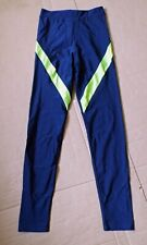 Blue/Green Leggings - Urban Outfitters - Shiny Lycra Spandex - Size Small