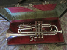 Vintage Wurlitzer lyric cornet serial #9112