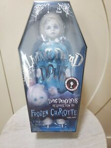 Mezco Living Dead Dolls RESURRECTION frozen charlotte