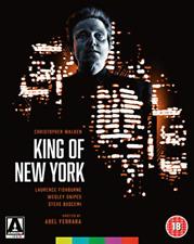 King Of New York (UK IMPORT) BLU-RAY NEW