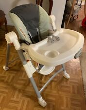 Graco slim foldable high chair