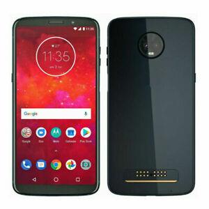 Motorola Moto Z3 / Z3 Play XT1929 32/64GB Verizon OR GSM Unlocked GREAT 9-9.5/10