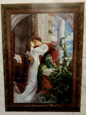 Embroidery Cross Stitch Kit Charivna Mit - Romeo and Juliet - NEW XXL Project