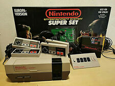 Nintendo NES Super Set 4 Controller inkl. 11 Spiele