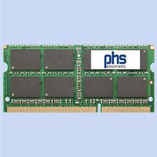 8GB RAM DDR3 passend für Lenovo IdeaPad 100-14IBY (80MH) SO DIMM 1600MHz