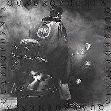 The Who Quadrophenia Deluxe 2 X 180grm Vinyl LP Booklet