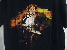 Texas Chainsaw Massacre Fright Rags t- Shirt Marilyn Burns Oop! Extreme Edition