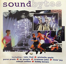 Soundbytes   Various Original Artists      8 Tracks      BMG        LC0316