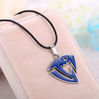 Anime Fairy Tail Saber Tooth Magic Association Sign Choker Pendant Necklace Gift
