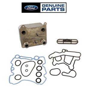Genuine Ford OEM Oil Cooler For 03-07 6.0 Powerstroke F-250 F-350 F-450 F-550