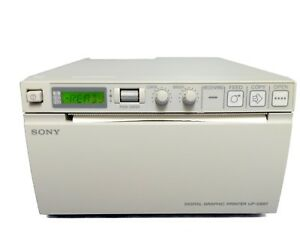 SONY UP-D897 Digital Printer Fully Tested by our Engineers with Power/USB Cables