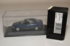 A2 1:43 MINICHAMPS VOLVO S40 SALOON 1996 METALLIC BLUE MIB