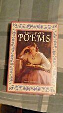 Best Loved Poems Edited by John Boyes (2008, Hardcover, Chartwell Books Inc.)