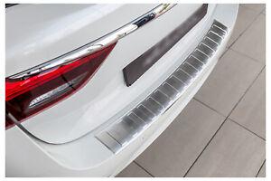 Edelstahl Ladekantenschutz für Toyota Avensis 3 Touring Sports 5 Jahre Garantie