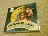 The Very Best Of Johnnie & Joe CD Brand New Sealed