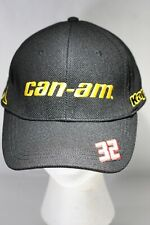 CAN-AM #32 KAPPA BLACK GO-FAS RACING HAT EMBROIDERED ADJUSTABLE Cap Hat