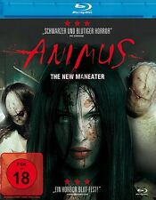 Animus - The New Maneater Blu Ray