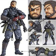 Metal Gear Solid Venom Snake PVC Action Figure Models Gifts Decoration Toys