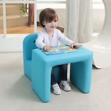 Chair and Table Set and Armchair for Childrens Bedroom Furniture Multifunctional