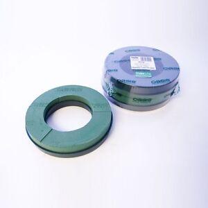 PLASTIC BACKED OASIS® NAYLOR BASE® Rings WET FOAM RINGS IN 25,31,36,41CM FLORAL