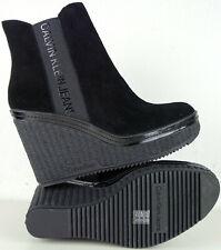 CALVIN KLEIN JEANS SHANNA Ankle Boots Stiefelette Bootie Damen Schuhe Gr.38 NEU