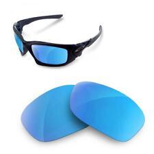 Lentes SURE de Recambio Polarizada para Oakley Scalpel (Ice Blue)