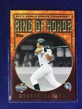 2009 Topps Ring of Honor Miguel Cabrera #RH63