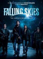 Falling Skies - Series 2 - Complete (DVD, 3-Disc Box Set) . FREE UK P+P ........