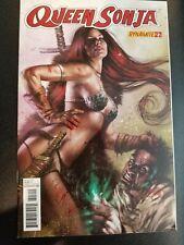 Queen Sonja #27 NM Dynamite Comics Lucio Parrillo Cover Red She Devil Sword