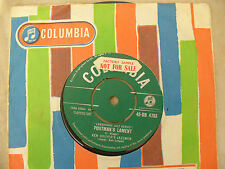 KEN COLYER / JAZZMEN POSTMAN'S LAMENT / TOO BUSY columbia 4783 factory sample