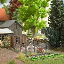 Busch H0 1039 Set »Fuchs, du hast die Gans gestohlen«, Modellwelten Bausatz 1:87