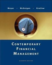 Contemporary Financial Management (with Thomson ONE)