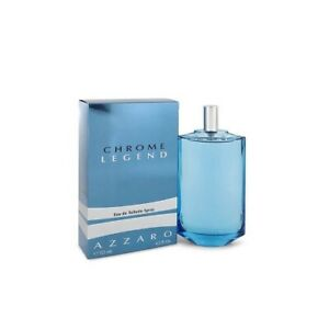 AZZARO CHROME LEGEND EDT 125ML