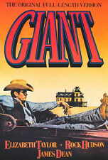 """GIANT Movie Poster [Licensed-NEW-USA] 27x40"""" Theater Size (James Dean) 1956"""