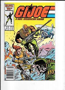 G.I. JOE #56 MARVEL COMIC