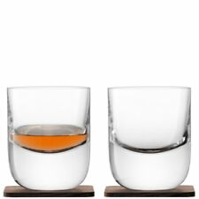 LSA International LSA Whisky Renfrew Tumblers - Set of 2