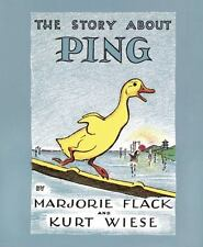 The Story about Ping by Marjorie Flack (1977, Paperback)