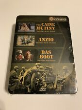War Film Classics - The Caine Mutiny, Anzio, Das Boot - 5 Dvd Collection