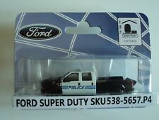 RIVER POINT  2008  FORD  F-350 XLT SPORT CREW CAB  POLICE 1/87  HO  PLASTIC