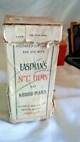 Eastman KODAK Co  ACID FIXING POWDER, 1 LB BOX, MOSTLY EMPTY, SOLD FOR DISPLAY