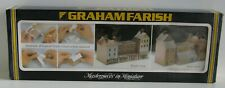 Graham Farish N Gauge 9520 Upper High Street - 3 Buildings model kit