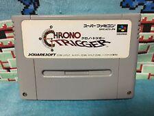 Chrono Trigger Super Famicom Japan NTSC-J Nintendo Squaresoft