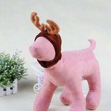 Vestido Elegante Sombrero de perro de raza pequeña pequeña taza de té Chihuahua ropa Navidad Reino Unido