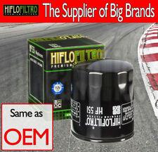 Hiflo oil filter - HF551 for Moto Guzzi Stelvio