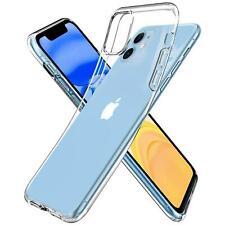 Schutz Hülle Für Apple iPhone 11 Handy Tasche Slim TPU Silikon Cover Case Klar